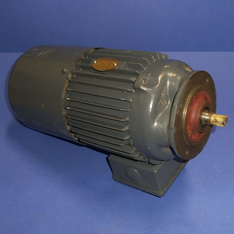 flender himmel 3 ph 2750 rpm 15 1 ratio gear motor ebay