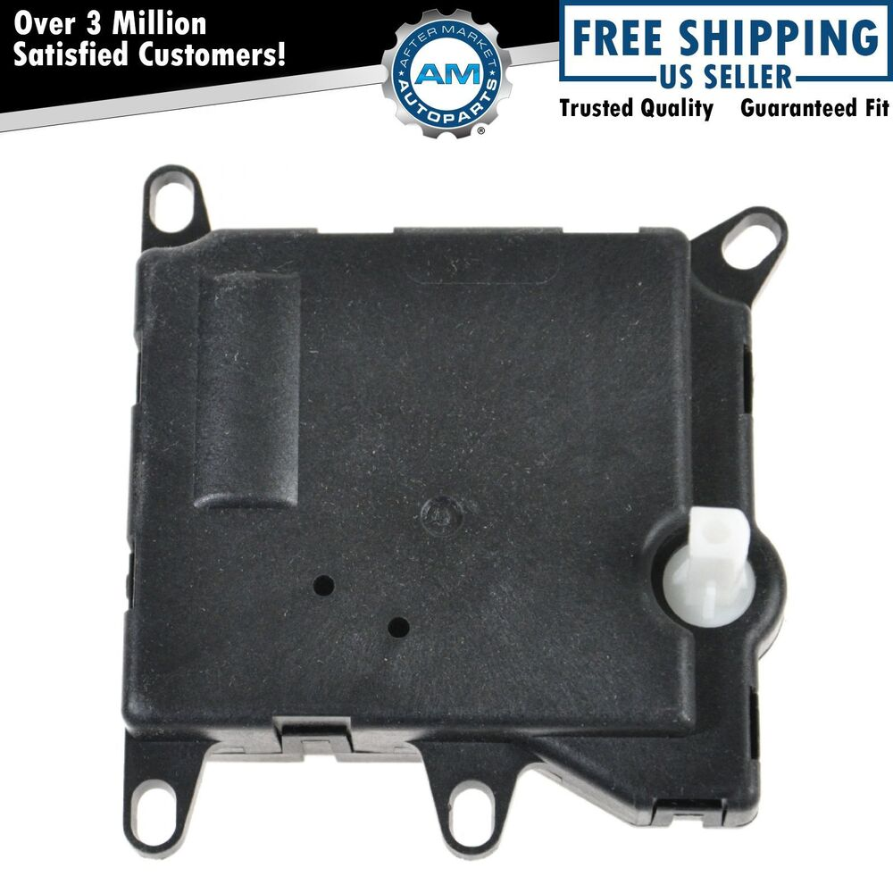 Auxiliary temperature vent door blend actuator for for Blend door motor ford expedition