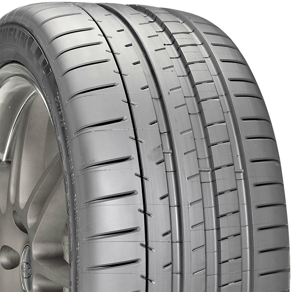 2 new 265 35 18 michelin pilot super sport 35r r18 tires. Black Bedroom Furniture Sets. Home Design Ideas