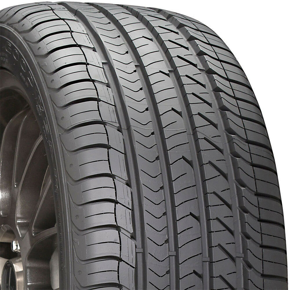 2 new 245 45 17 goodyear eagle sport as 45r r17 tires ebay. Black Bedroom Furniture Sets. Home Design Ideas
