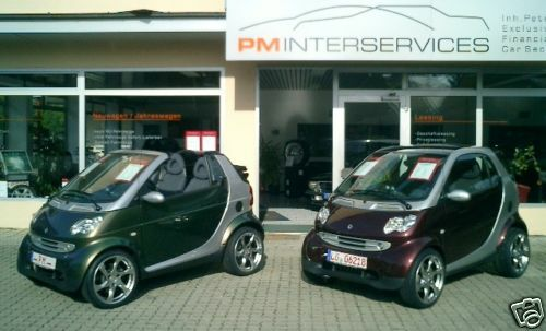 1 satz lorinser speedy 17 zoll f r smart fortwo 450 coupe. Black Bedroom Furniture Sets. Home Design Ideas