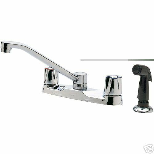 Price Pfister Kitchen Faucet With Spray