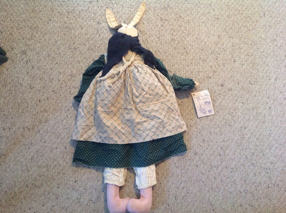 Very Old Attic Babies Flopsy Mopsy Shows Some Wear Ebay