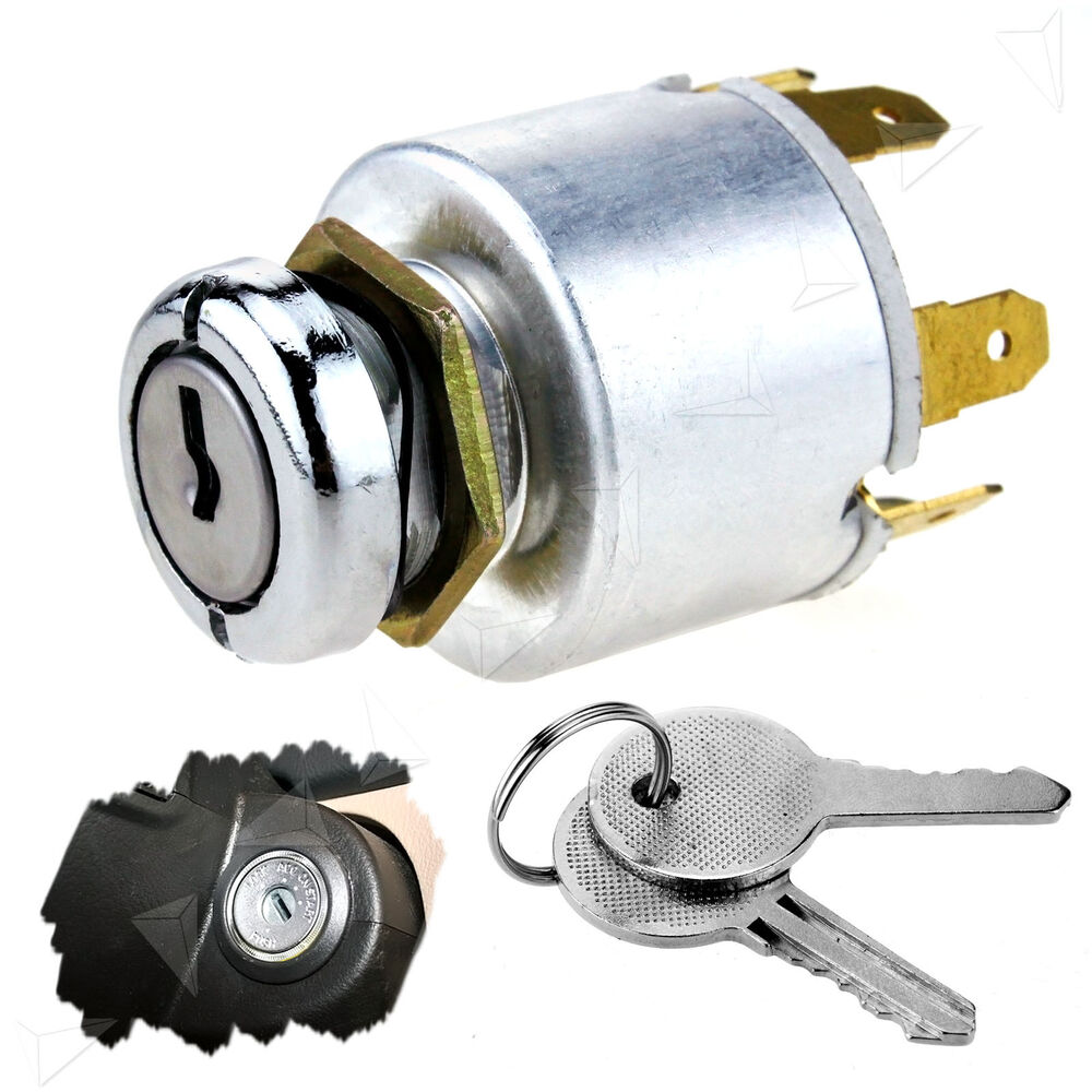 Ignition Switches & Kill Switches