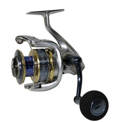 New shimano 13 biomaster sw 5000pg spinning reel from for Japanese fishing reels
