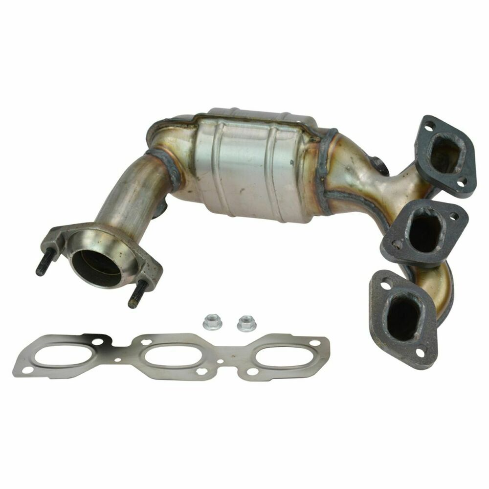 Catalytic Converter Prices >> Exhaust Manifold w/ Catalytic Converter Front for Escape ...