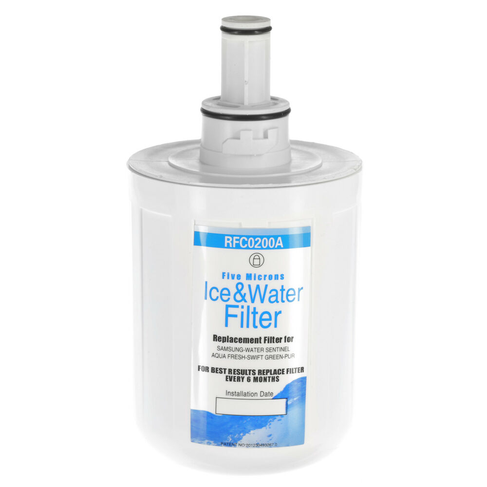 For Samsung Aqua Pure Plus Fridge Freezer Water Filter