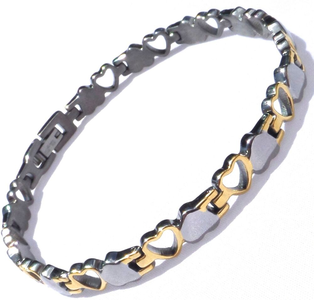 strength bracelet bionic strength energy power titanium balance band 9974