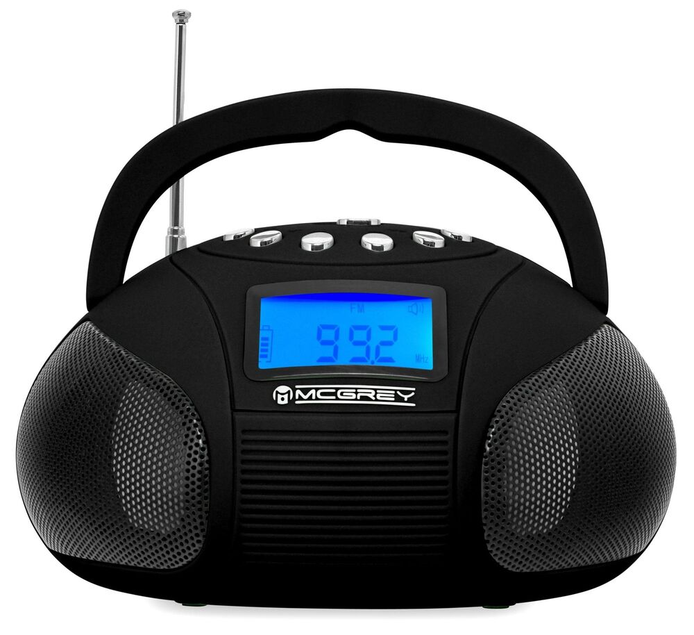 tragbares bluetooth mini radio mit usb sd mp3 spieler und. Black Bedroom Furniture Sets. Home Design Ideas