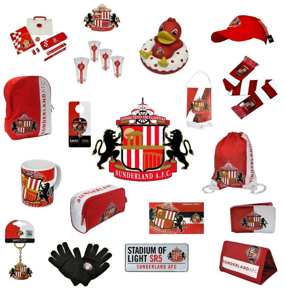 Official Football Club Merchandise Gifts Xmas Birthday Ebay