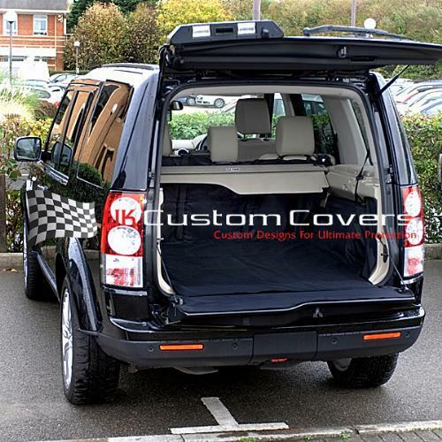 Sold Land Rover Discovery 3 Discov: LAND ROVER DISCOVERY 4 TAILORED BOOT LINER MAT DOG GUARD