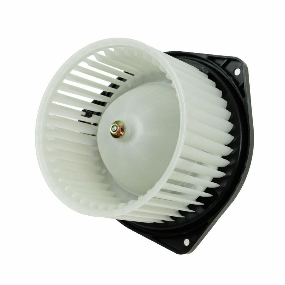 Heater Blower Fan : Heater blower motor with fan cage for mitsubishi lancer