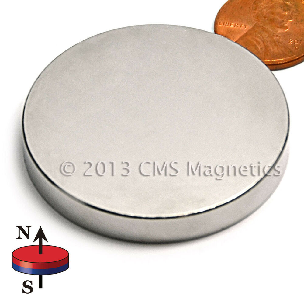 neodymium disk magnets n45 strong ndfeb rare earth magnets lot 1 ebay. Black Bedroom Furniture Sets. Home Design Ideas