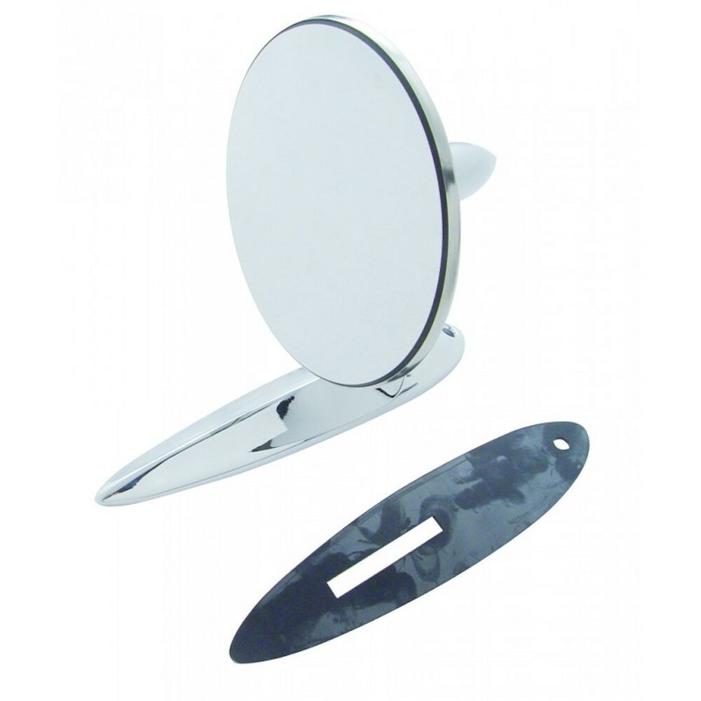 55 56 57 Chevy Outside Rear View Mirror New Ebay