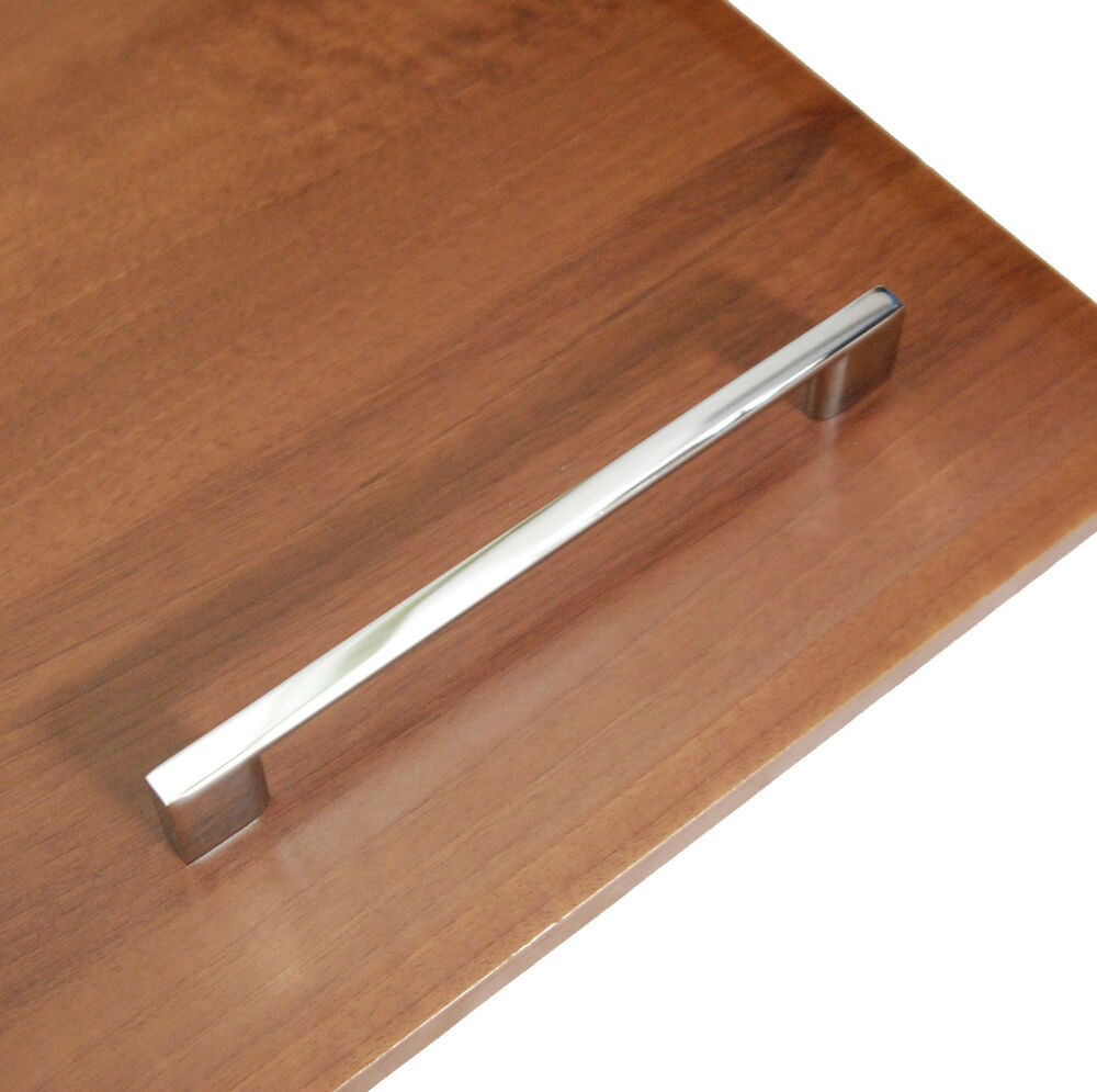 Door Handles Kitchen Cabinets: SLIMLINE KITCHEN CABINET CUPBOARD DOOR DRAWER HANDLE