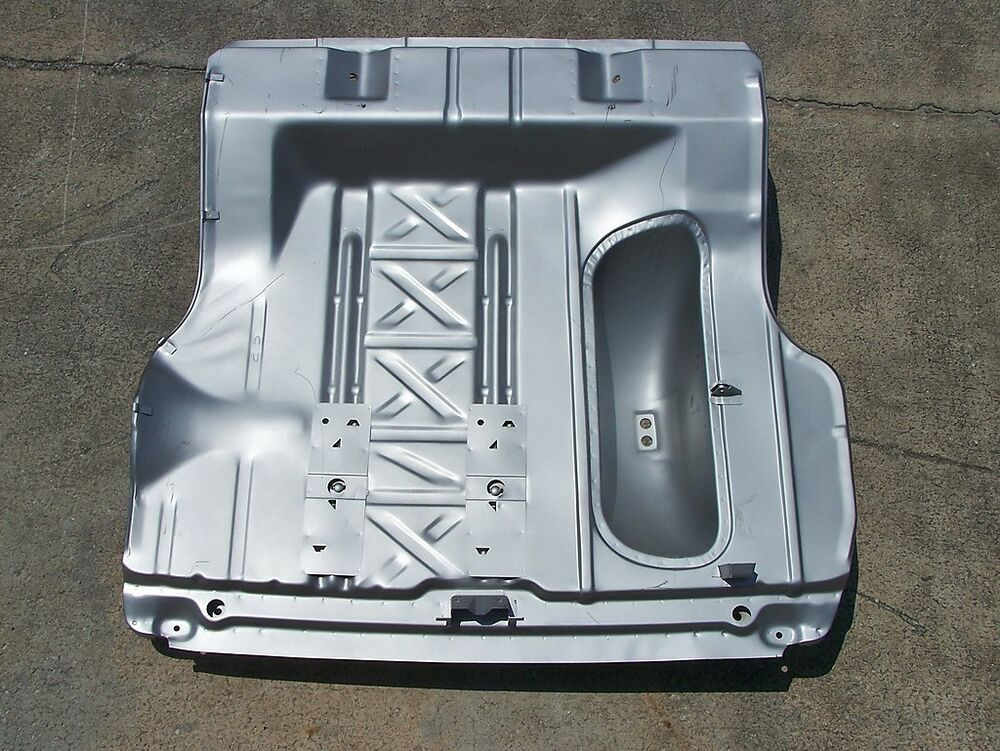 55 56 57 Chevy Complete Floor Pan Hardtop Amp Sedan Ebay