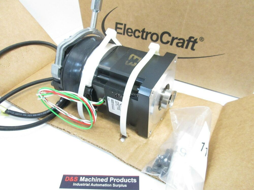 New electrocraft l3syy 011 linear actuator stepper motor for Electro craft servo motor specifications