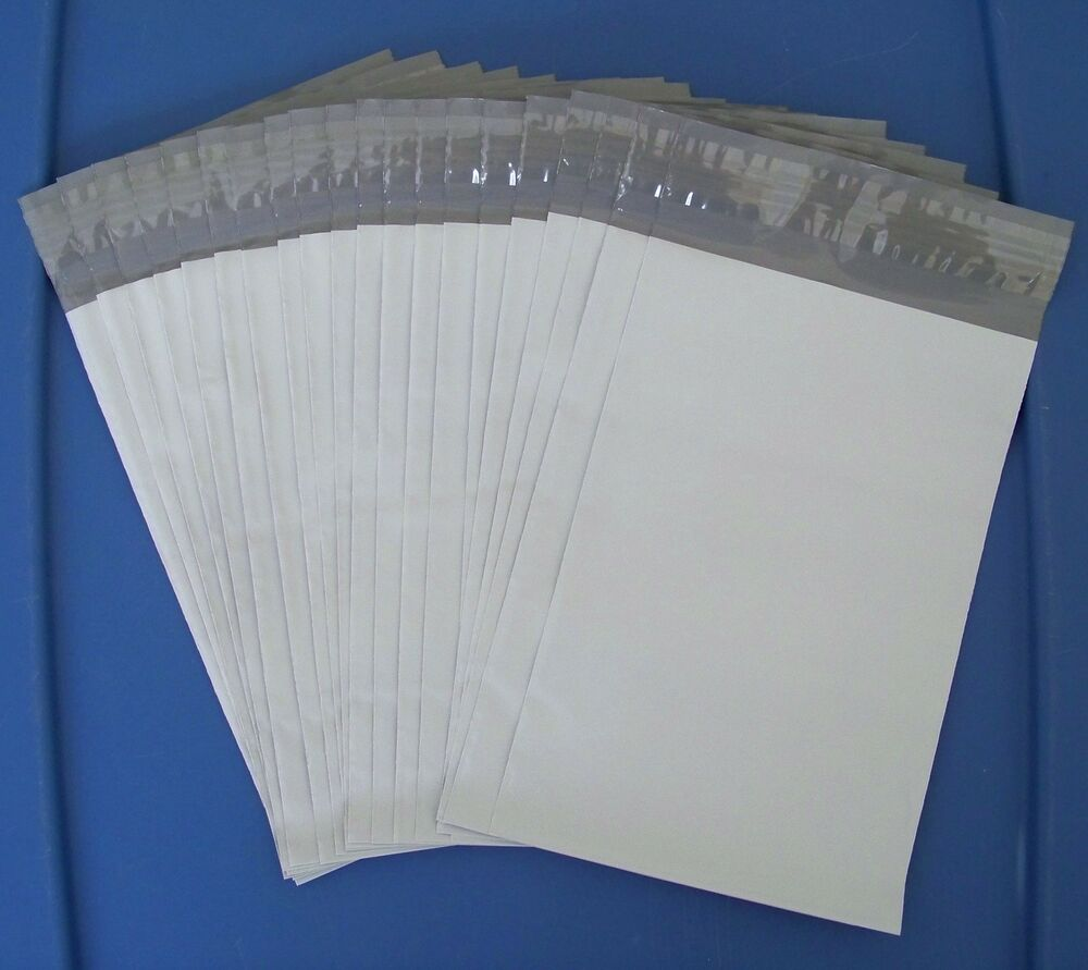 20 6 u0026quot  x 9 u0026quot  poly mailers shipping bags plastic mailing