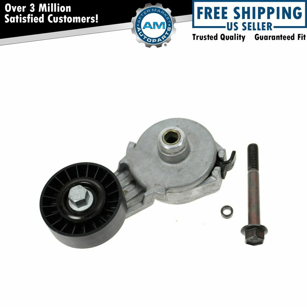 Serpentine Belt Tensioner For Ford Mustang Lincoln Mark