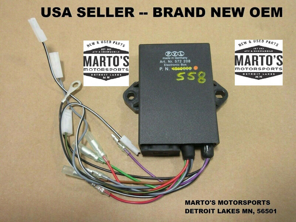New Polaris 700 Oem Cdi 4010558 1999