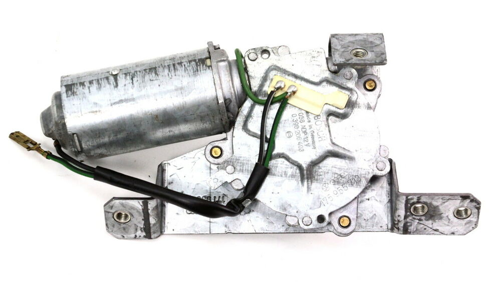 rear windshield hatch wiper motor 78