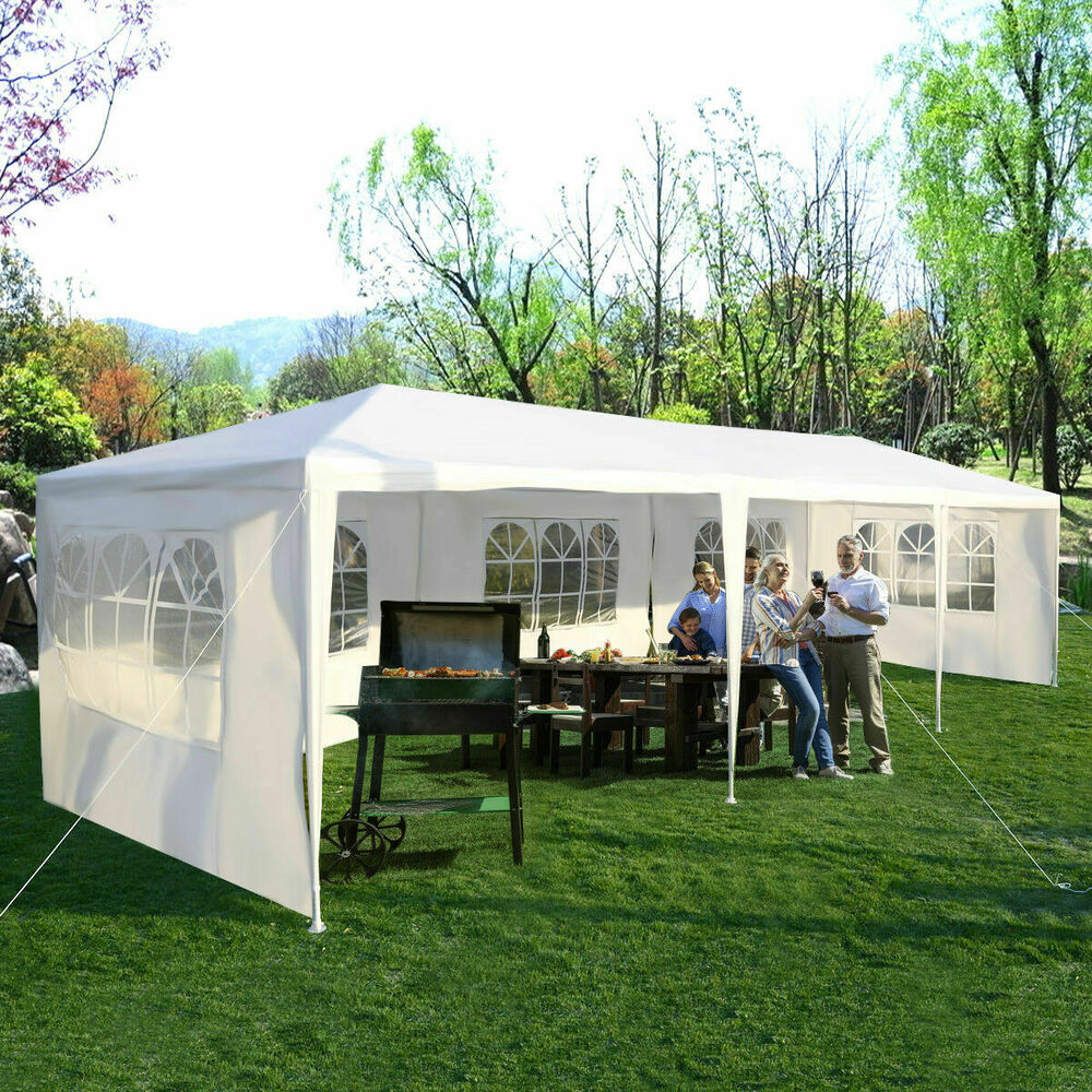 gazebo party tent instructions