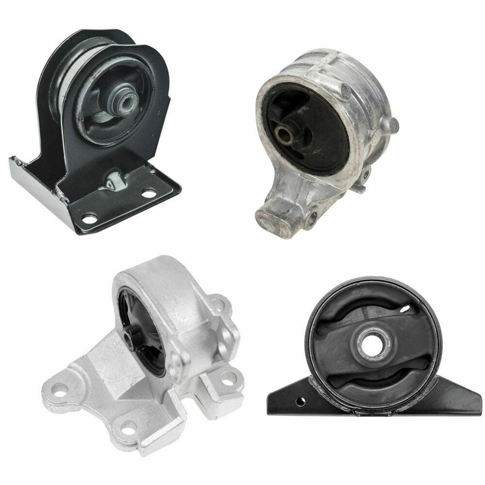 Engine Motor Auto Transmission Mount Kit Set For Sebring Eclipse Galant 2 4l Ebay
