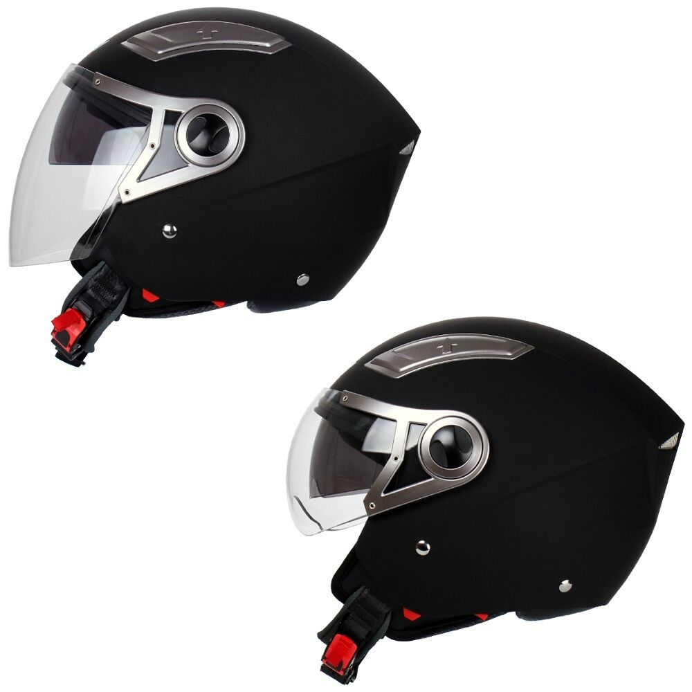 mach1 jethelm halbschalenhelm motorradhelm jet helm roller. Black Bedroom Furniture Sets. Home Design Ideas