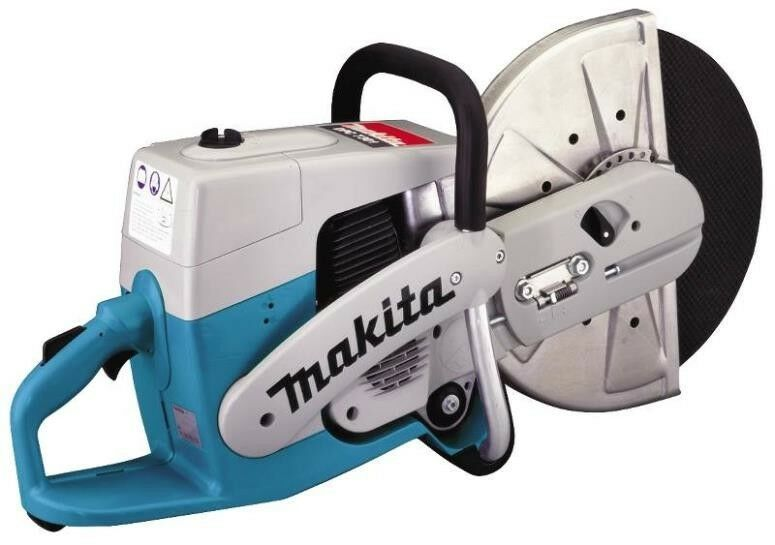 new makita ek7301 14 gas powered cut off saw with blade. Black Bedroom Furniture Sets. Home Design Ideas