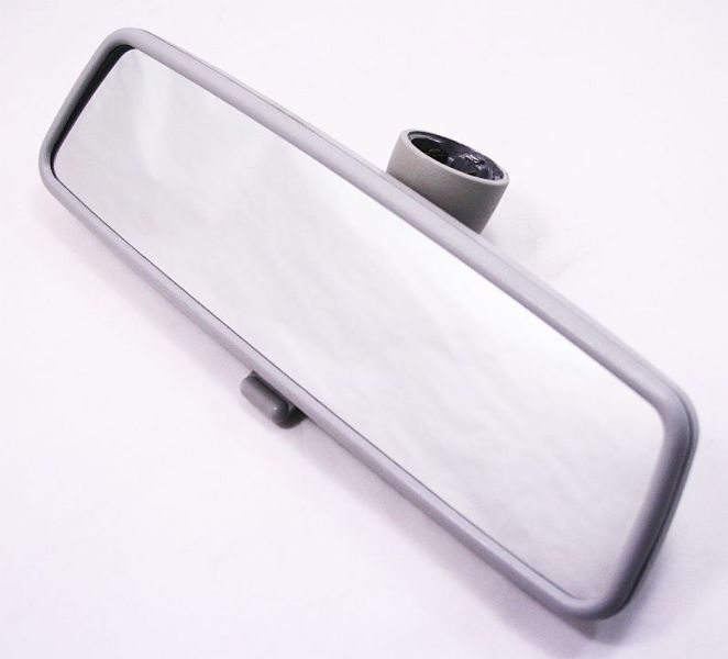 Volkswagen Cabrio Rearview Mirror Rearview Mirror For: Interior Rearview Mirror Gray 98-05 VW Jetta Golf GTI MK4