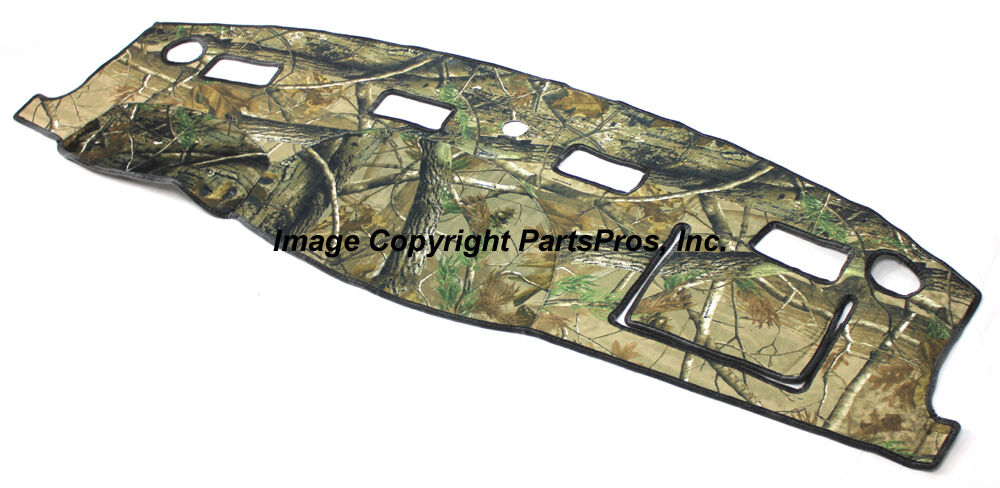 New Realtree Ap Camo Camouflage Dash Mat Cover For 2006