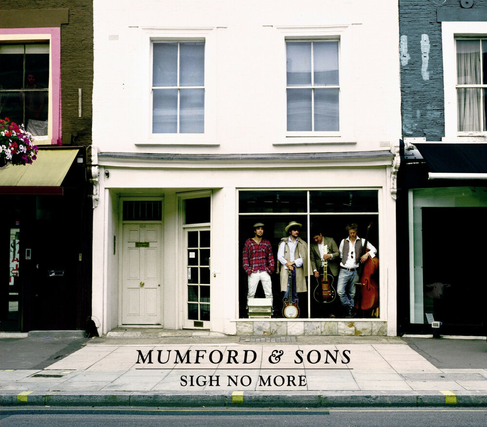 "Mumford and Sons - Sigh No More (NEW 12"" VINYL LP) 