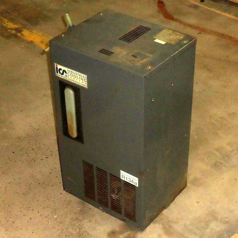 Industrial Cooling Units : Ics industrial cooling systems tae chiller label ebay