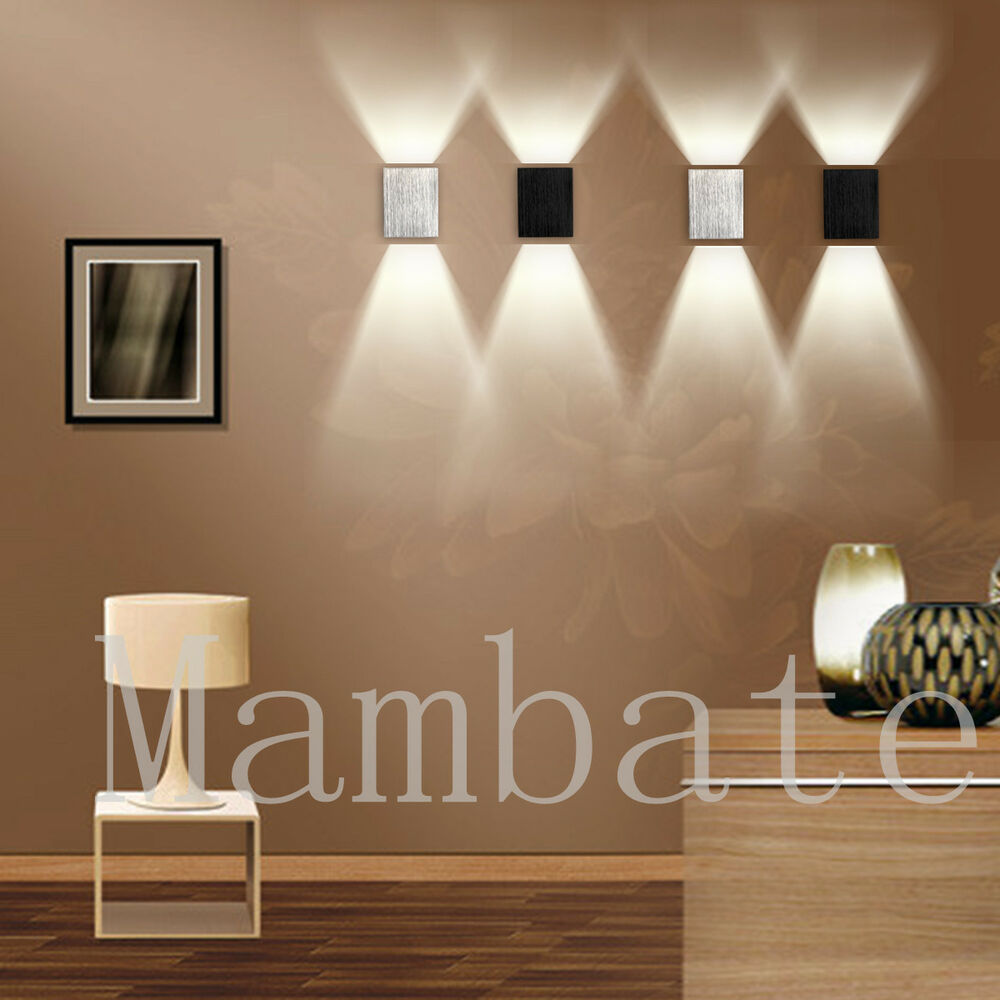 Led Wall Lamps Bedroom Led Wall Lamp Ebay