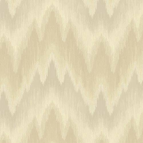 wallpaper netural beige tan cream and taupe flame stitch ebay. Black Bedroom Furniture Sets. Home Design Ideas