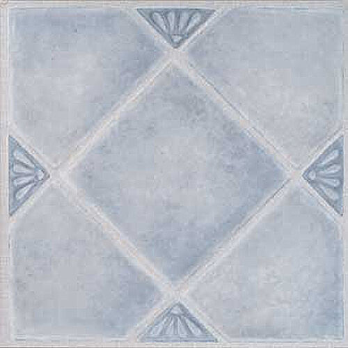 blue marble vinyl floor tile 36 pcs adhesive flooring actual 12 39 39 x 12 39 39 ebay. Black Bedroom Furniture Sets. Home Design Ideas