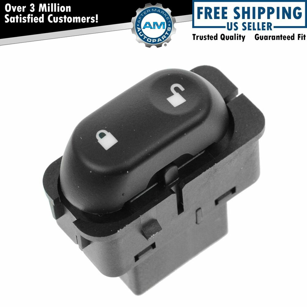 Power door lock switch front driver side left lh lf for for 2002 ford explorer driver side window switch