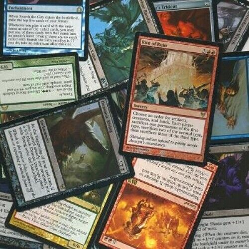 how to sell mtg cards on ebay