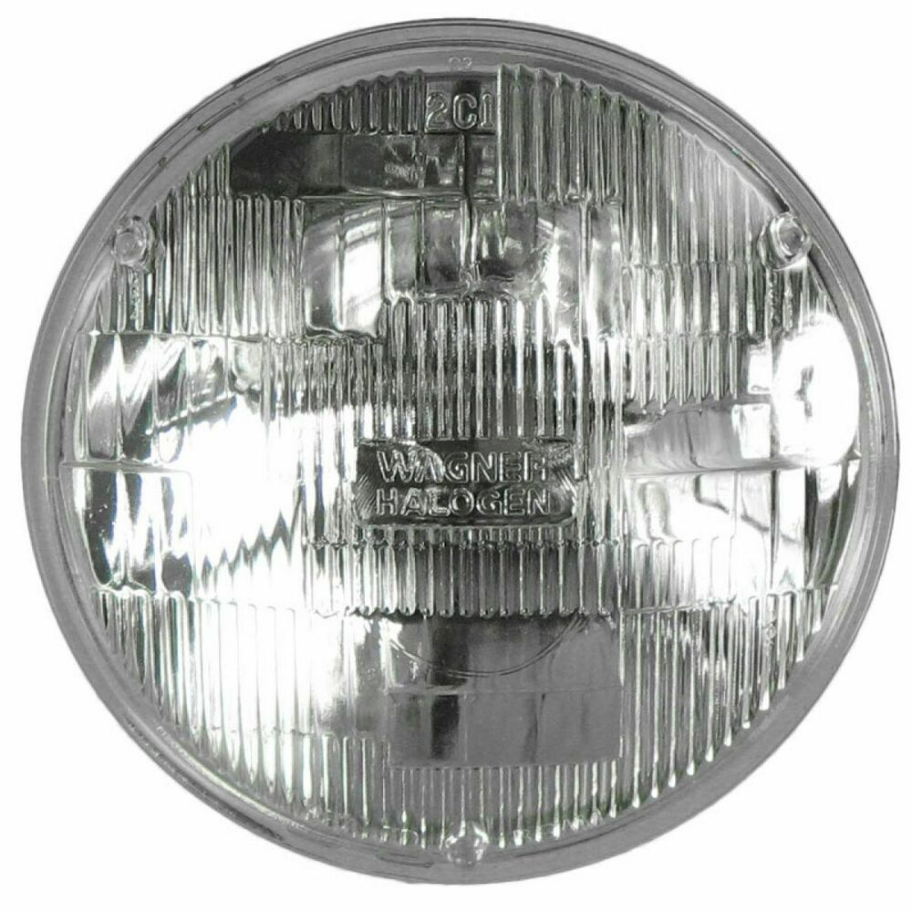 Round Sealed Low Beam Headlight Headlamp For Chevy Bmw