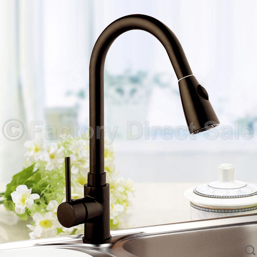 pull down kitchen faucet ebay pull out faucet spray swivel 16