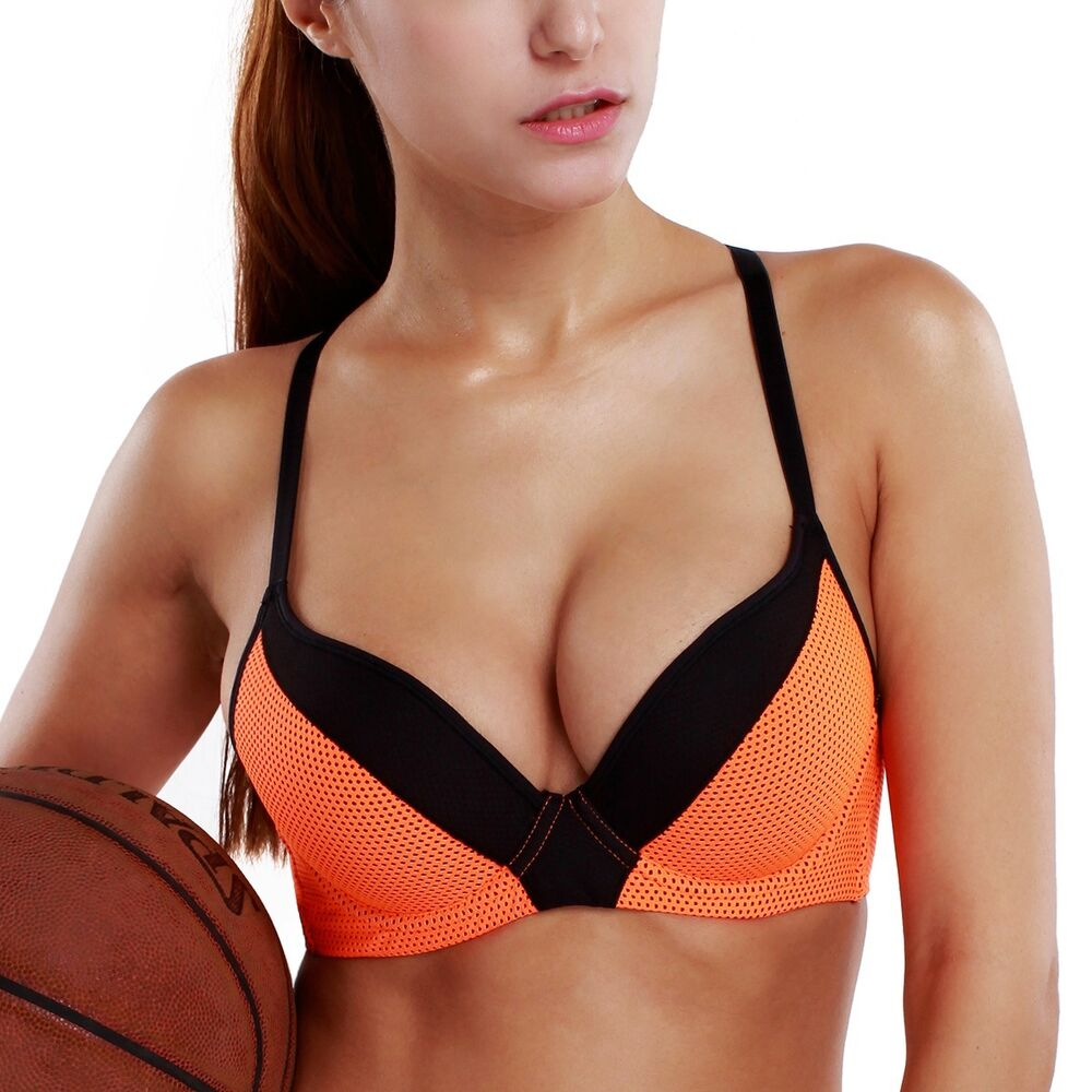 Explore best push up sports bra on newchic. You can find high neck sports bra and nursing sports bra. Some hot deals, such as front closure sports bras are also available.