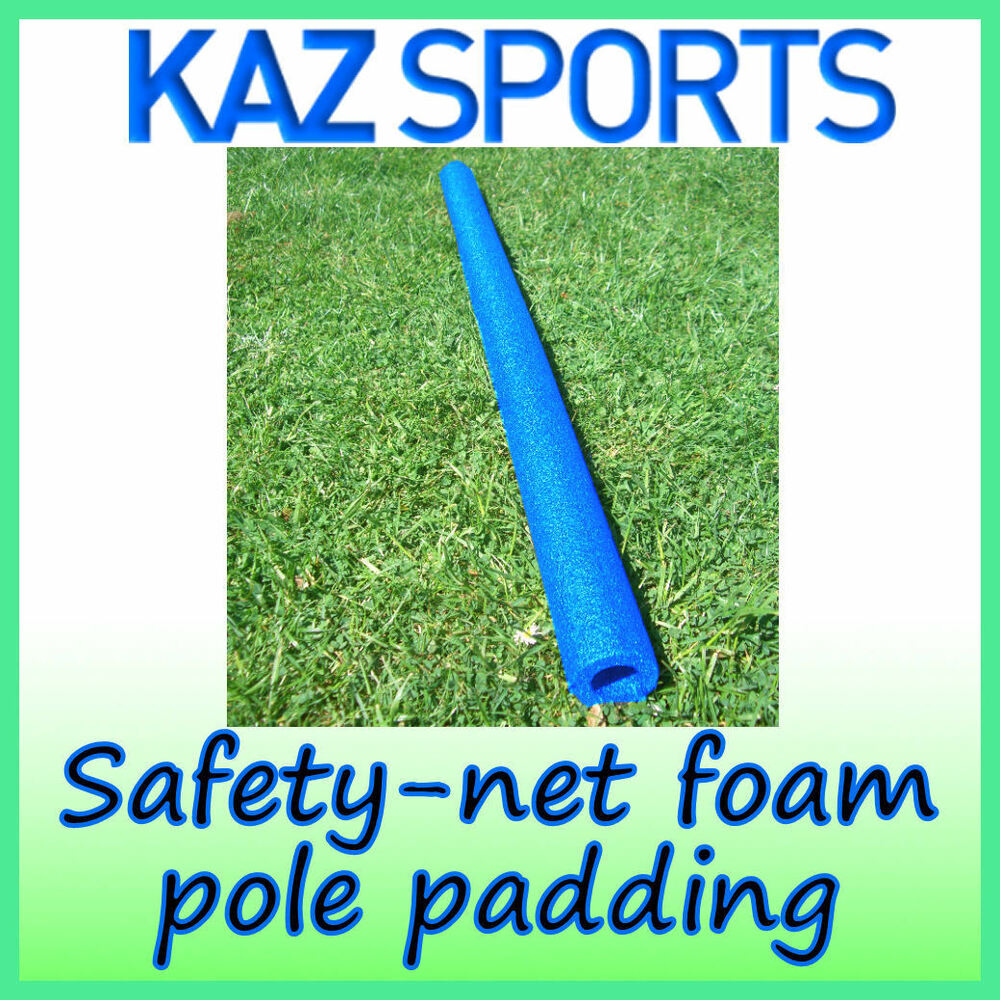 Replacement Trampoline Safety Net Foam Pole Padding Pad Ebay