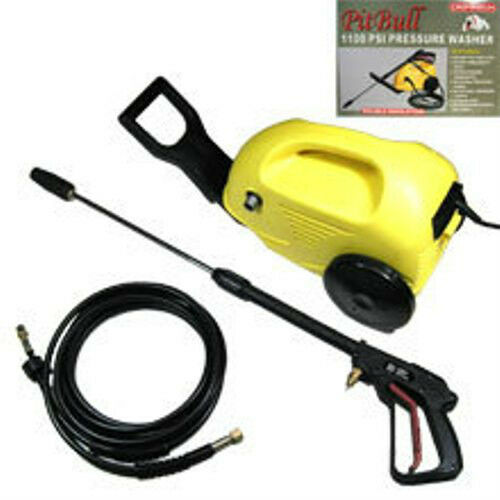 1100 Psi Electric Pressure Washer Power Cleaner Water Hoses Garden Tools Ebay