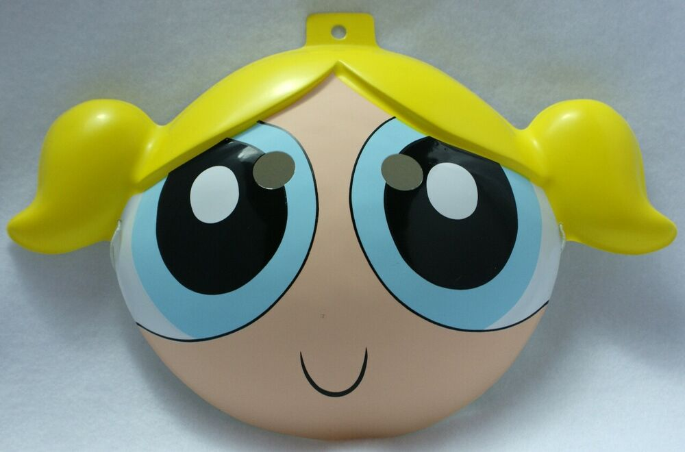 The Powerpuff Girls Bubbles Halloween Mask Cartoon Network ...