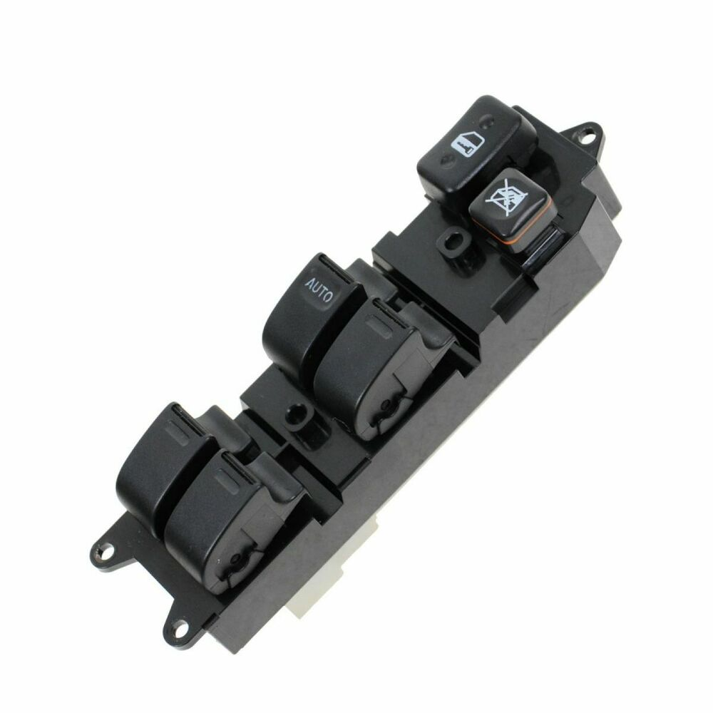 Power window switch front driver side left for toyota for 2000 toyota corolla power window motor