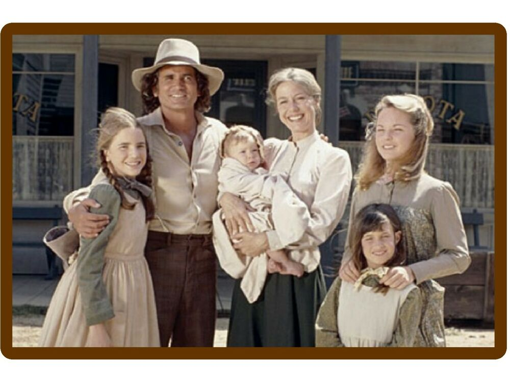 Little house on the prairie tv show refrigerator tool box magnet ebay - House of tv show ...