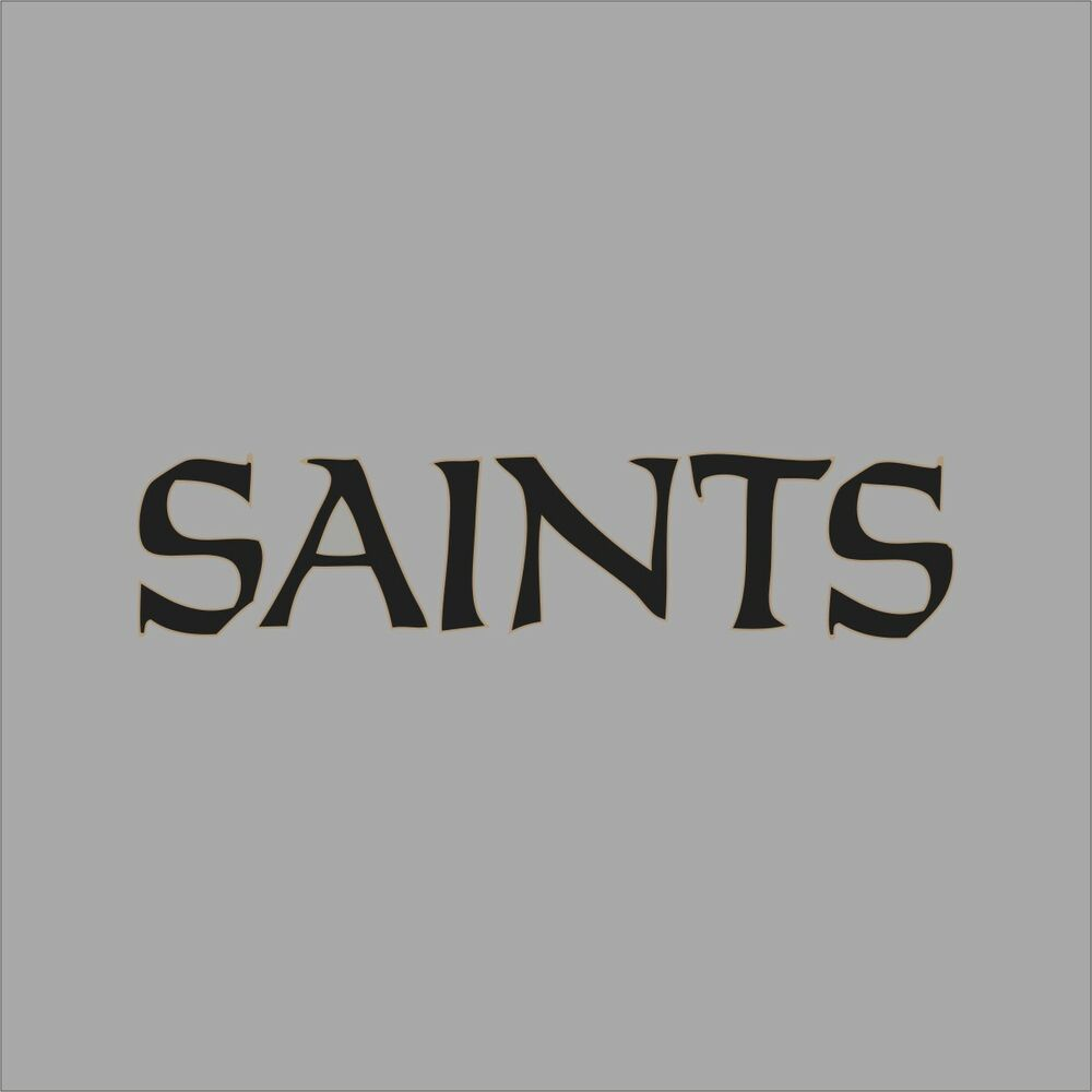 New Orleans Saints Wall Decor