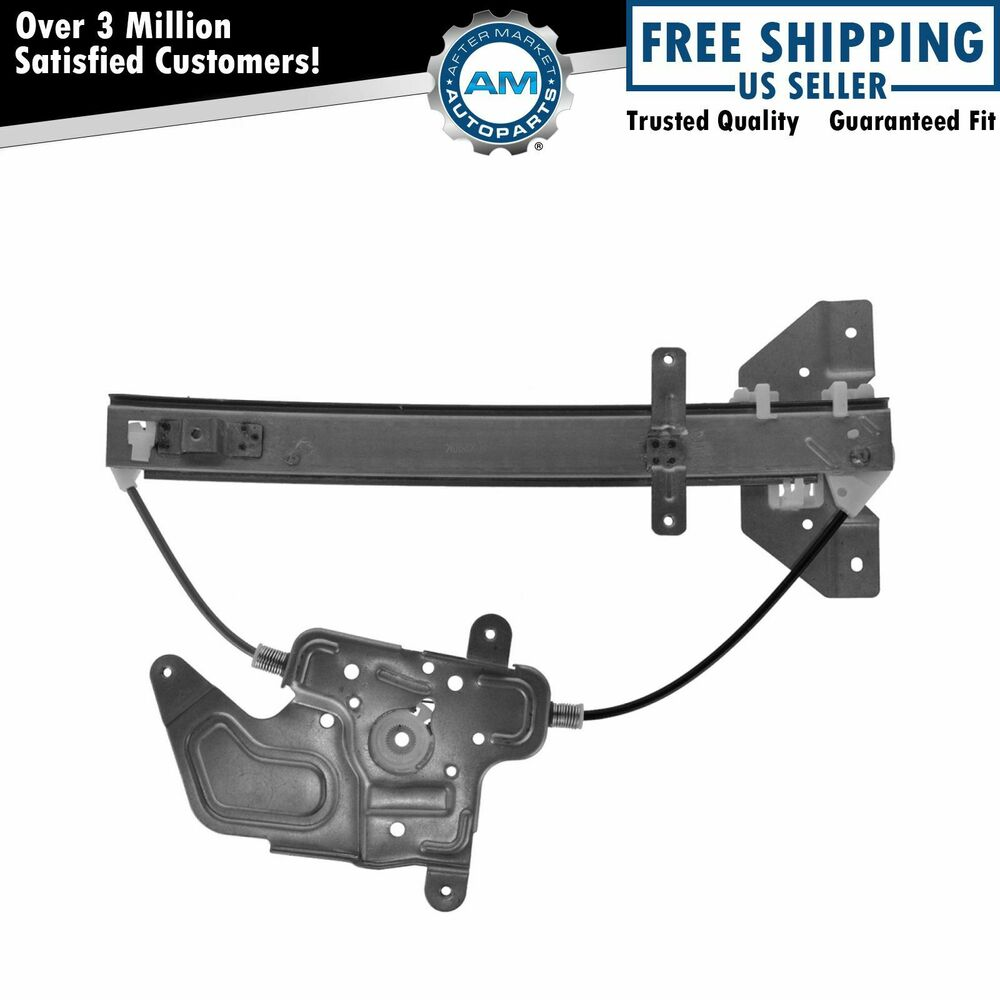 Power window regulator rear left lh driver for oldsmobile alero pontiac grand am ebay for 1999 pontiac grand am window regulator