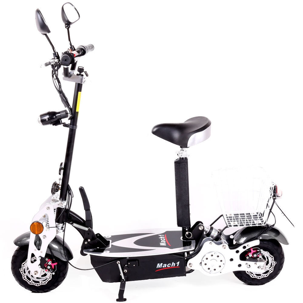 mach1 e scooter 48v 500w mit strassenzulassung elektro. Black Bedroom Furniture Sets. Home Design Ideas