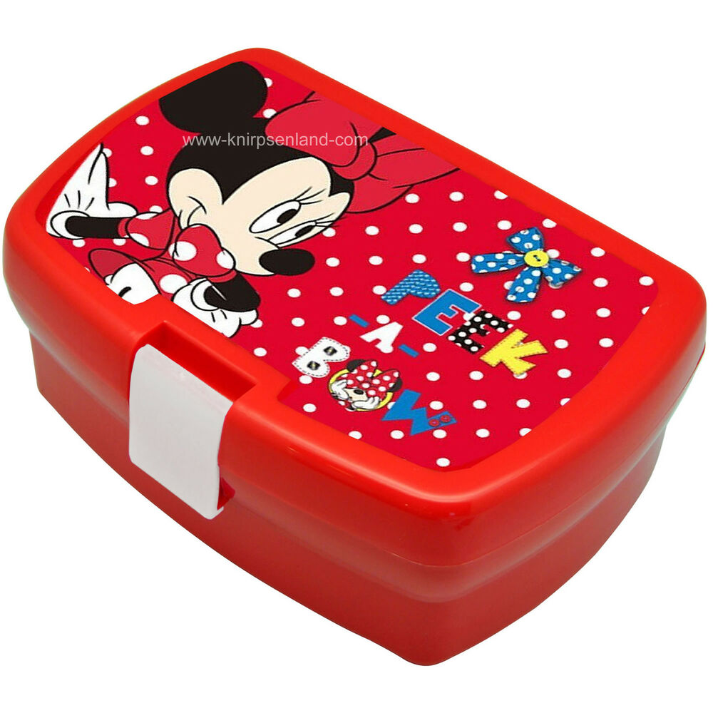 disney kinder brotdose kindergarten fr hst ckbox lunchbox brotb chse brotbox ebay. Black Bedroom Furniture Sets. Home Design Ideas